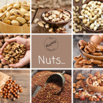Mad about nuts….